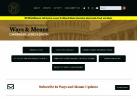 waysandmeans.house.gov