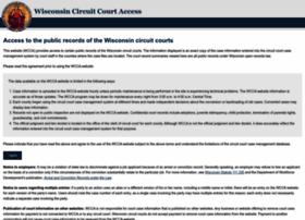 Wcca.wicourts.gov