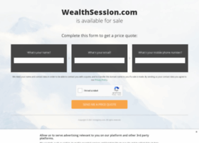 wealthsession.com