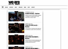 Wearemoviegeeks.com