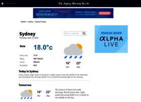 weather.smh.com.au