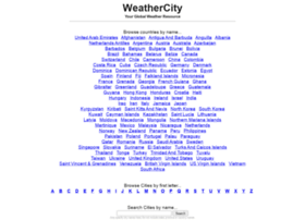 weathercity.com