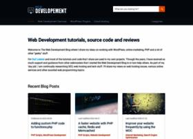 Web-development-blog.com