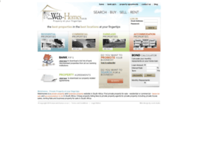 web-homes.co.za