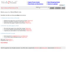web2mail.com