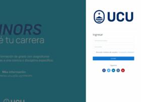 Webasignatura.ucu.edu.uy