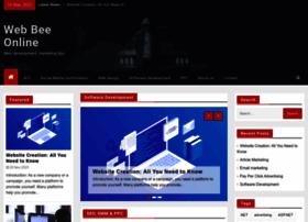 Webbeeonline.com