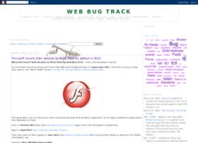 webbugtrack.blogspot.com