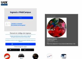 webcampus.uade.edu.ar
