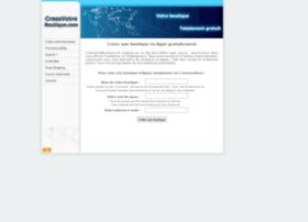 webcommerce2.creezvotreboutique.com