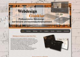 webdesign-glasklar.de