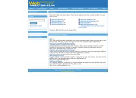 webdirectories.in