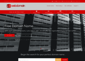webdomain.com