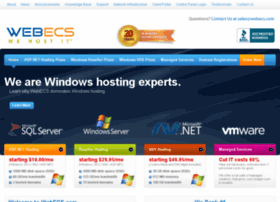 webecs.com
