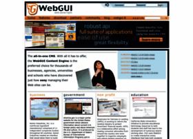 Webgui.org