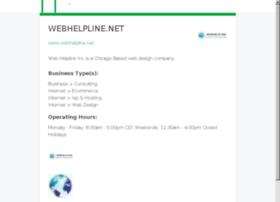 webhelpline.net