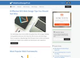 webhostdesignpost.com