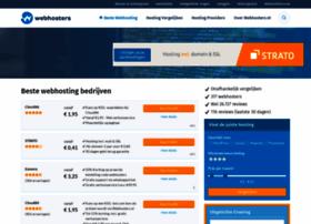 webhosters.nl