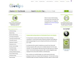 Webhosting.lifetips.com