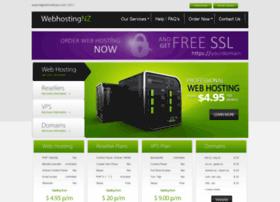 webhostingnz.com