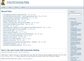 weblogs.foxite.com