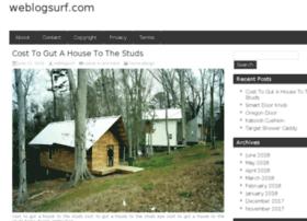 weblogsurf.com
