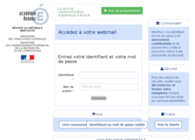 Webmail.ac-rennes.fr