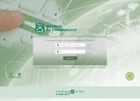 Webmail.carabineros.cl