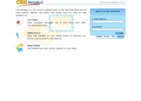 Webmail.cbn.net.id