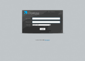 Webmail.crystone.net