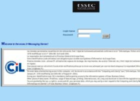 webmail.essec.fr