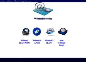 Webmail.iitk.ac.in