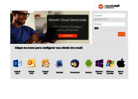 Webmail.mandic.com.br