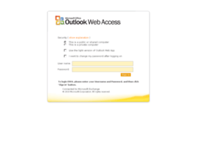 Webmail.mtr.com.hk