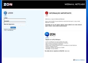 Webmail.netcabo.pt