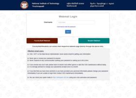 webmail.nitt.edu