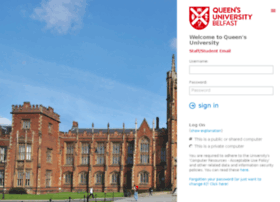 Webmail.qub.ac.uk