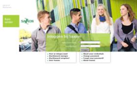 Webmail.saxion.nl