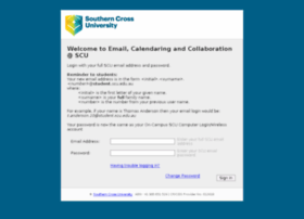 webmail.scu.edu.au