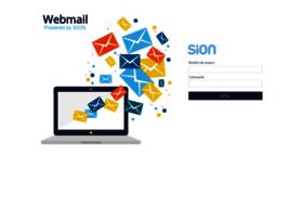 webmail.sion.com