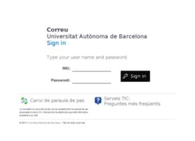 webmail.uab.es