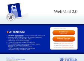 webmail.ufl.edu