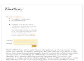 Webmail.utmb.edu