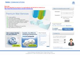 Webmail.vsnl.com