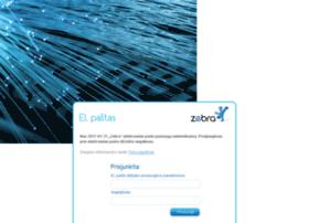 Webmail.zebra.lt