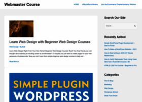 webmastercourse.com