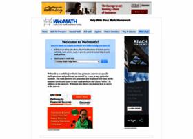 webmath.com