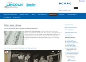 webpac.lincolnlibraries.org