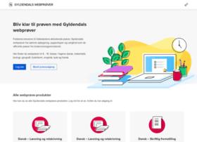 Webproevertildansk5-6.gyldendal.dk