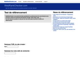 webrankchecker.com